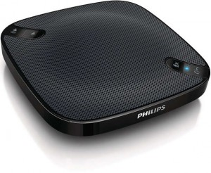 Philips WeCall Bluetooth Conference Speaker Phone